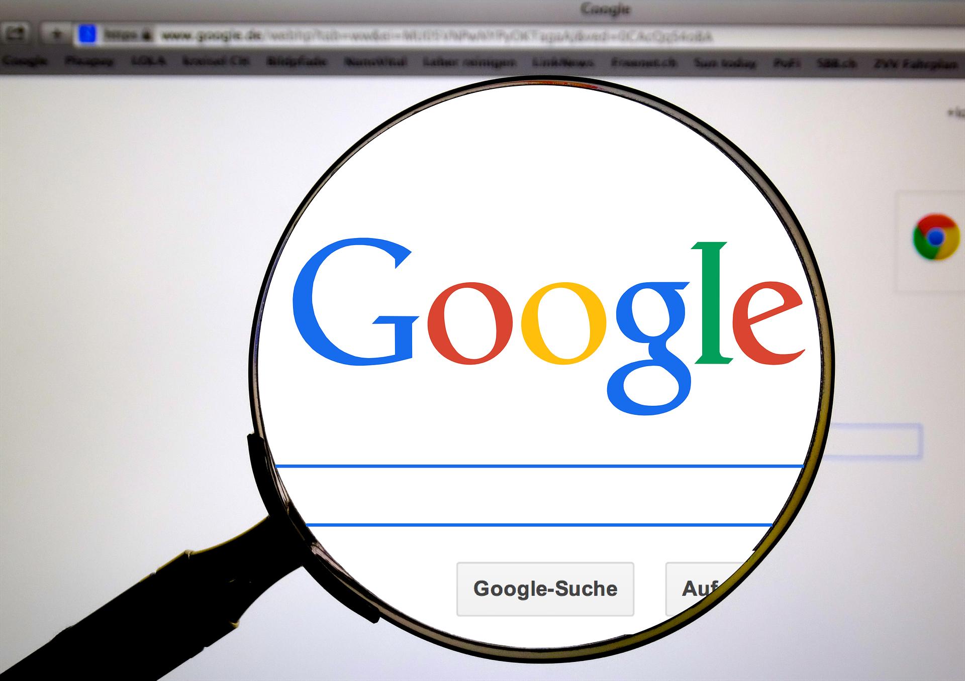 Google, unser täglicher Begleiter