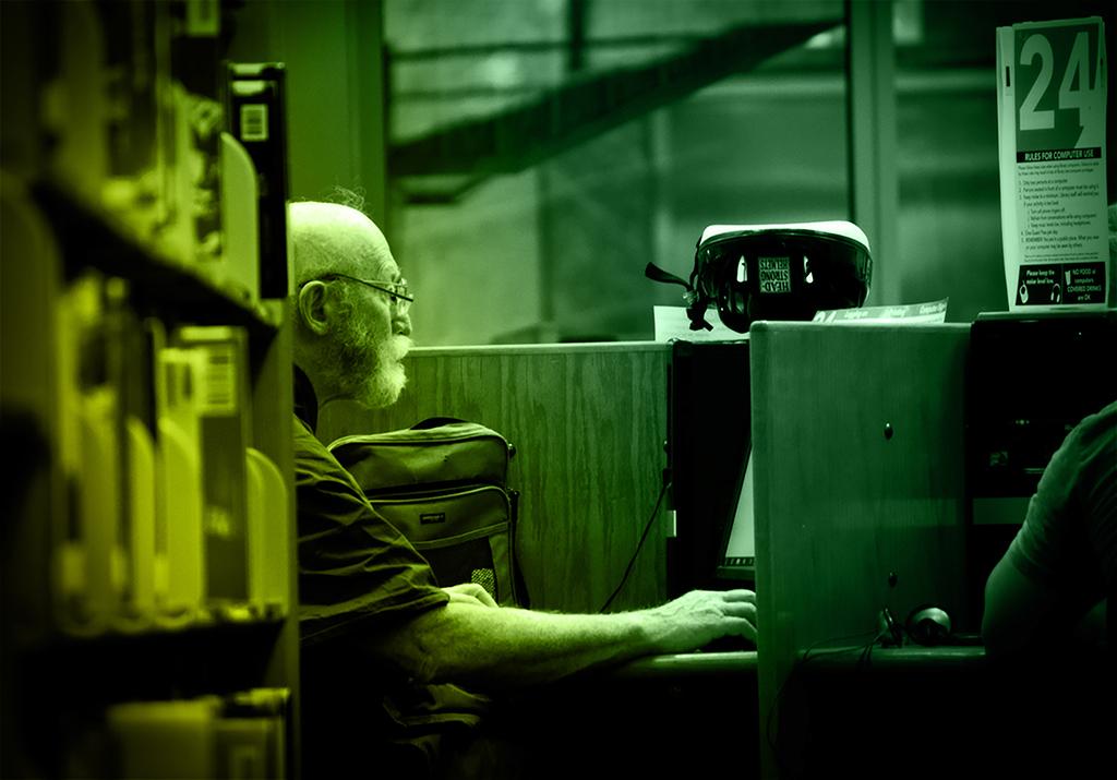 Internetnutzung im Alter