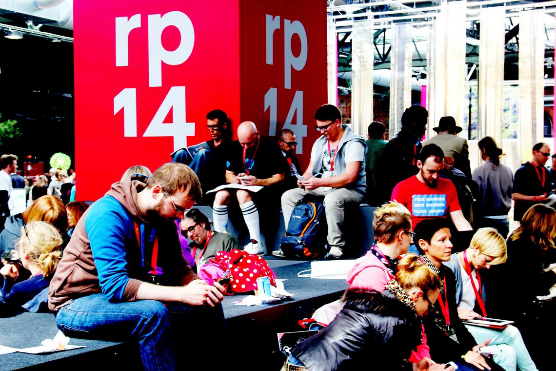 Reportage re:publica 2014